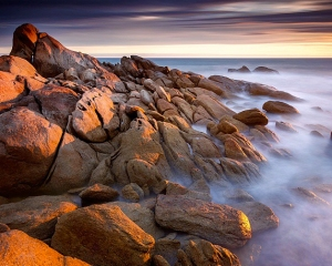 Salmon Rocks, Cape Conran, VIC Australia