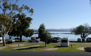 Mallacoota Foreshore Holiday Park