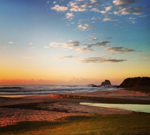 Narooma Beach, NSW. Photo: Steve_Swinfield