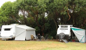 Pretty Beach Campground, Murramarang National Park