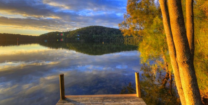 (c) Big 4 Lake Conjola Lakeside Caravan Park