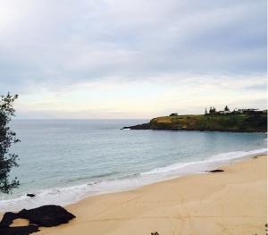 Kendalls Beach. Photo: RydersSouthCoast