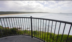 Meroo Head Lookout. Photo: National Parks and Wildlife NSW.