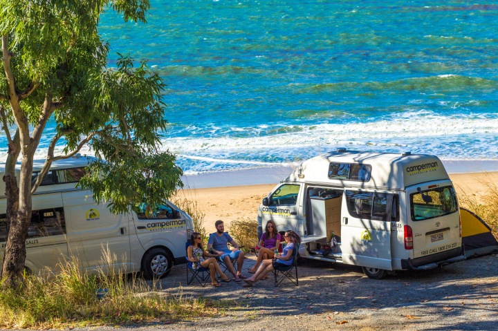 Photo: Camperman Australia