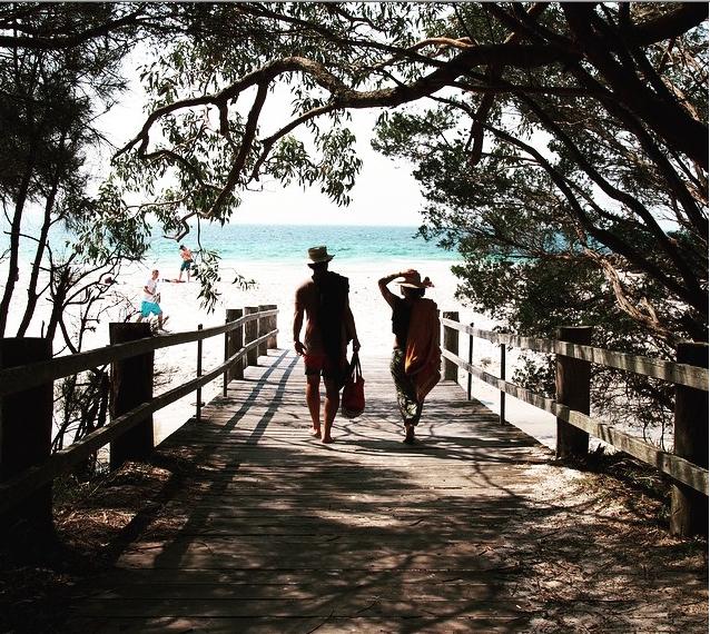 Best beach camping NSW, Australia Booderee National Park. Photo: TravelAsTherapy