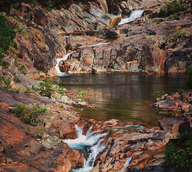 Behana Gorge. Photo: TropicalNorthQueensland