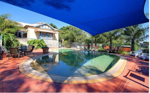 Amaroo Park pool