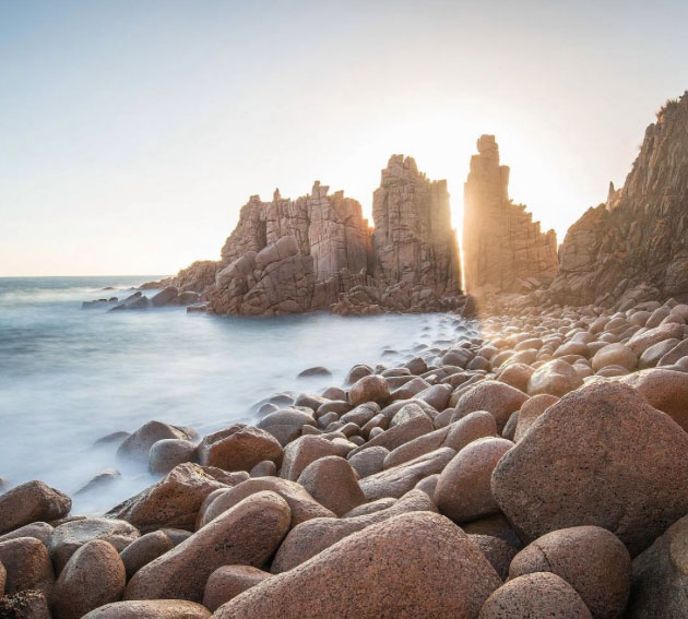 Pinnacles, Cape Woolamai, Phillip Island, Victoria, Australia. Photo: Boy_Anupong