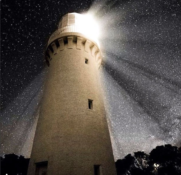 Cape Schanck Lighthouse on the Mornington Peninsula, Victoria, Australia. Photo: BLT.Photography.Mornington