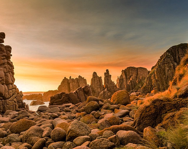 Pinnacles, Cape Woolamai, Phillip Island, Victoria, Australia. Photo: Cutback