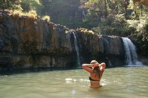 Nandroya Falls, Wooroonooran National Park. Photo: EmilyJulka