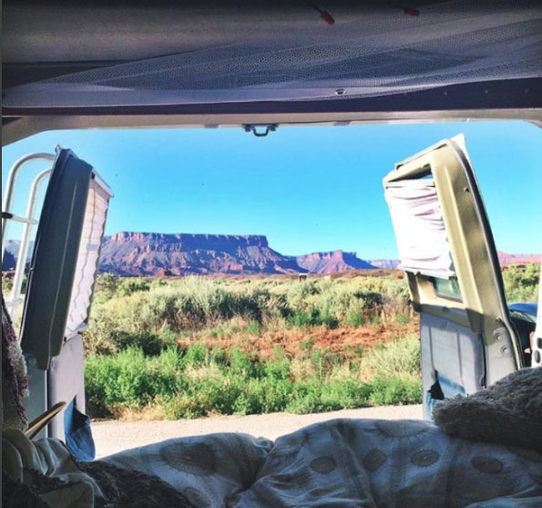 Room with a view. Photo: ExtraGlutenRoadtrip