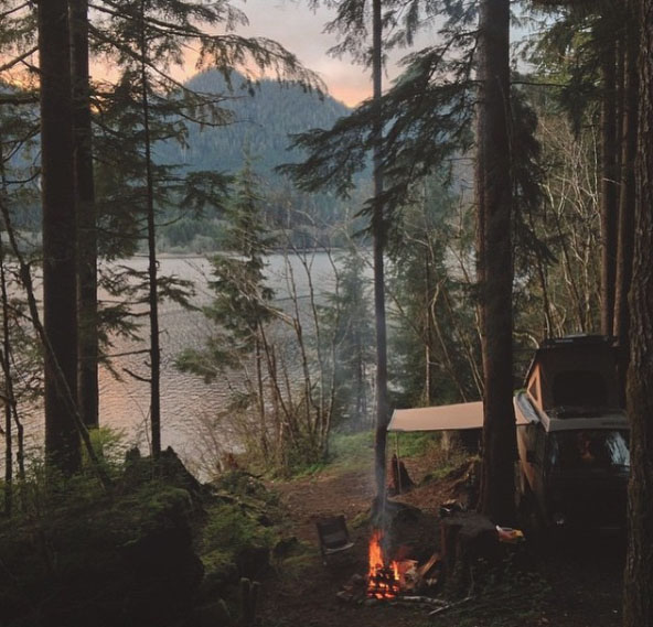 Far from the madding crowd. Photo: PseidonsBeard