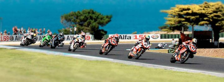 Photo: Phillip Island Circuit