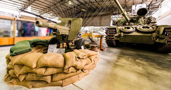 Photo: National Vietnam Veterans Museum