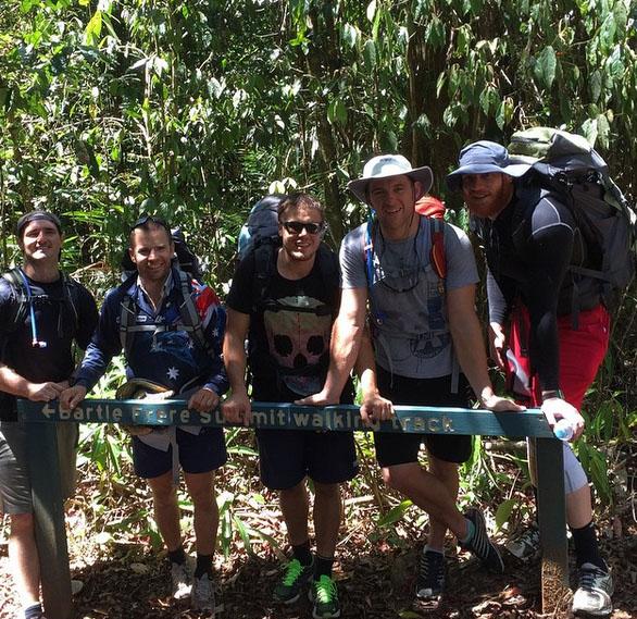 Mount Bartle Frere Summit Trail, Wooroonoran National Park, North Queensland, Australia. Photo: Big_D_Crossfit