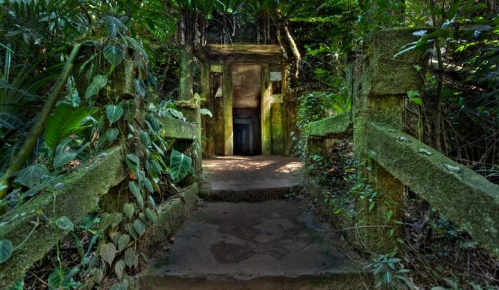 Paronella Park, Queensland, Australia. Photo: CoryRossiter.com.au