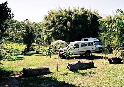 Lake Eachem Tourist Park on the Atherton Tablelands, North Queensland, Australia. Photo: Lake Eachem Tourist Park