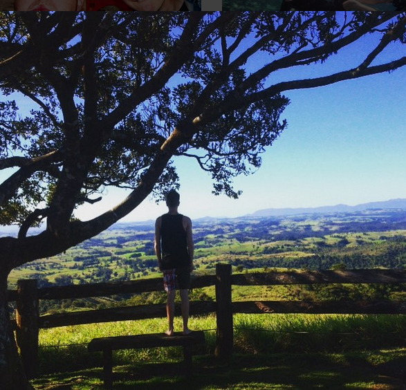 Millaa Millaa Lookout, Queensland, Australia. Photo: McFeett