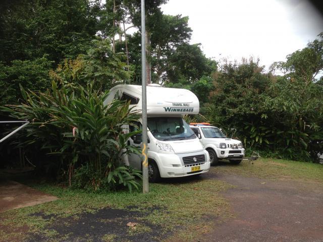 Paronella Park Caravan Park. Photo: CaravanParksPhotos.com.au