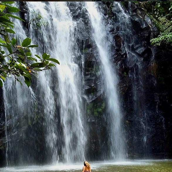 Ellinjaa Falls, Queensland, Australia. Photo: MeriHannna