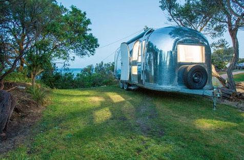 Tyrone Camp Ground, Mornington Peninsula. Photo: Whitecliffs.com.au