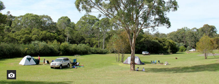 Bents Basin State Conservation Area. Blue Mountains Camping.