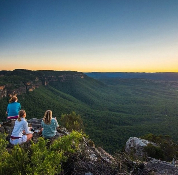 Blue Mountains, Australia. Photo: LeBackPacker