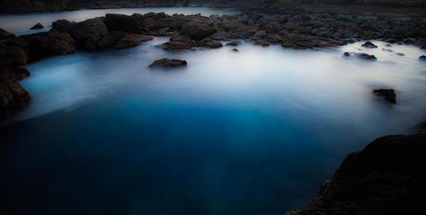 Best beach camping NSW, Australia. Tathra Beach at twilight. Photo: PyroPaul0222