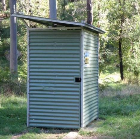 Acacia Flats Campground. Free camping Blue Mountains
