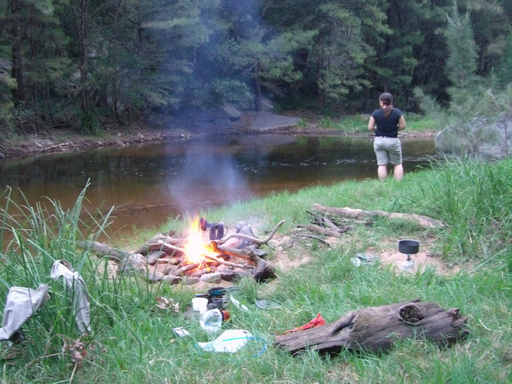 Cox S River Campground Free Camping Blue Mountains