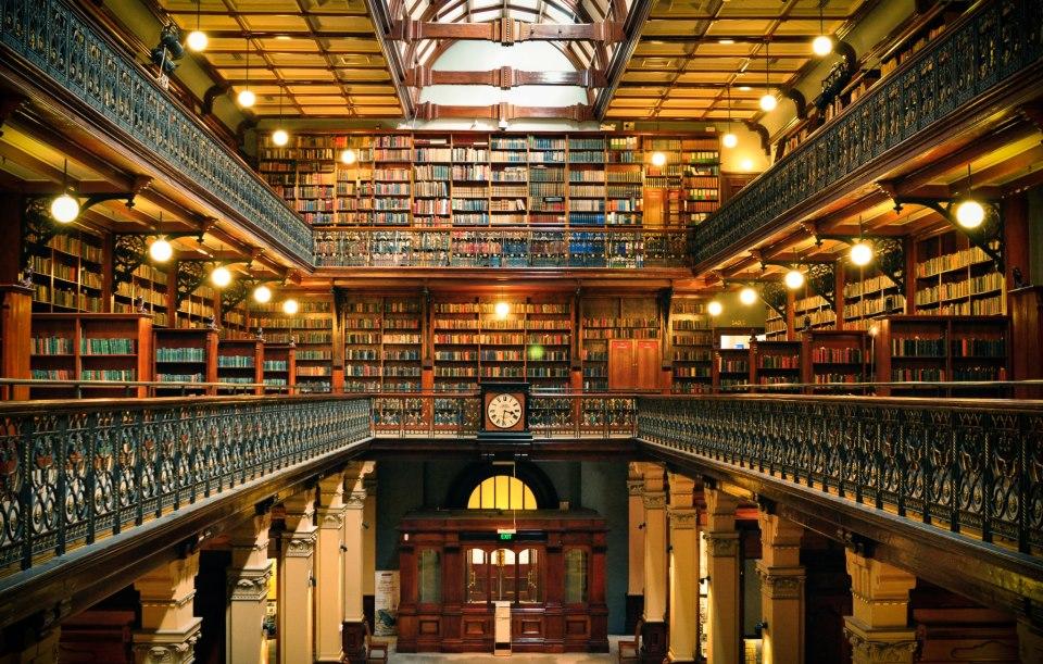 State library australia,