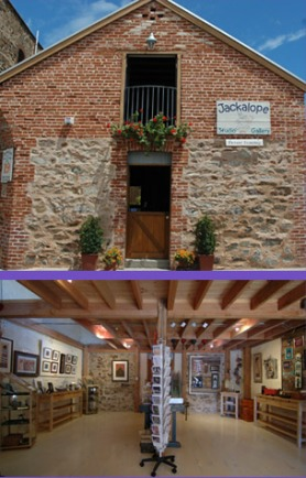 Jackalope Studio and Gallery