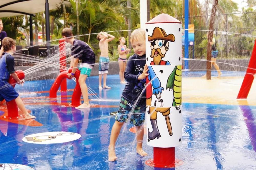 NRMA Treasure Island Resort Park – Little Green Nomad