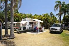 Nrma Treasure Island Resort Park Little Green Nomad