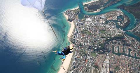 skydivegoldcoast
